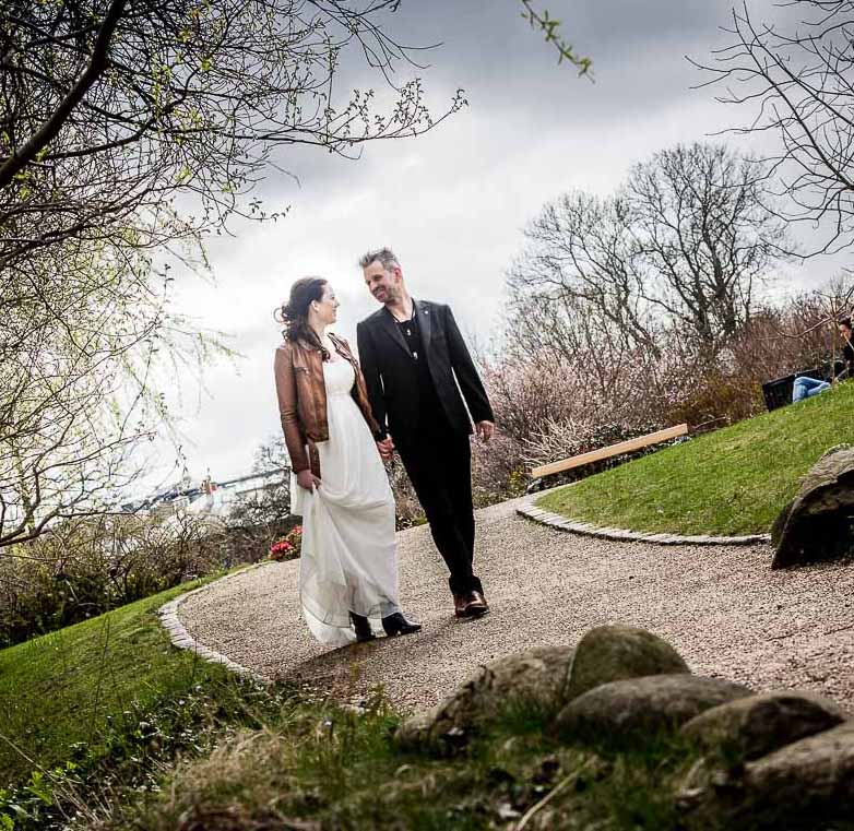 Den Norske Ambassade København bryllup
