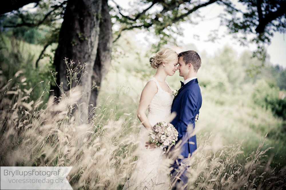 Helenekilde Badehotel bryllup