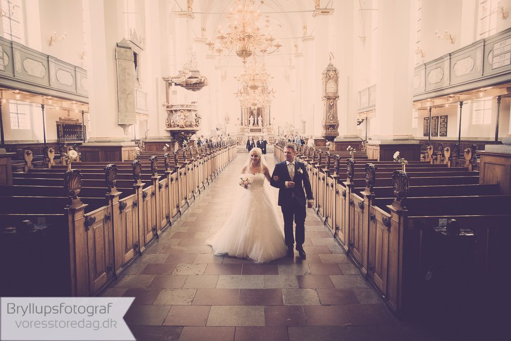 Bryllup Trinitatis Kirke 17