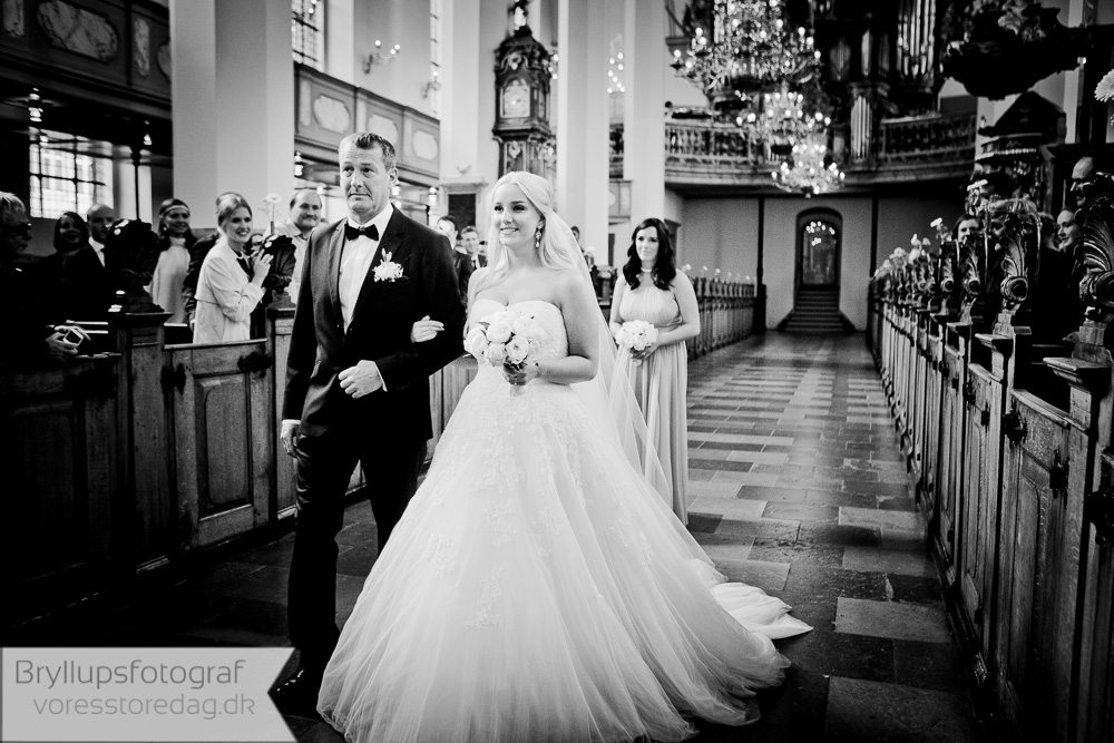 Bryllup Trinitatis Kirke 6
