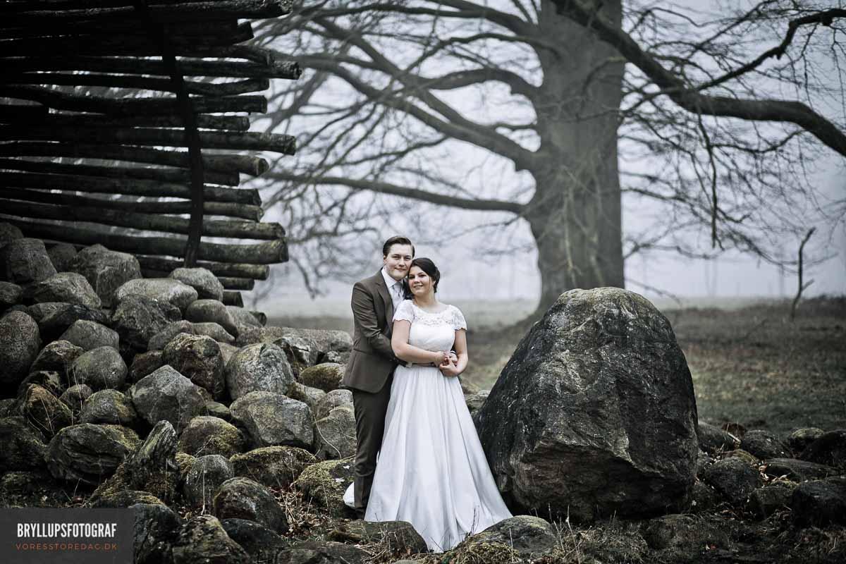 Billig bryllupsfotograf sjælland