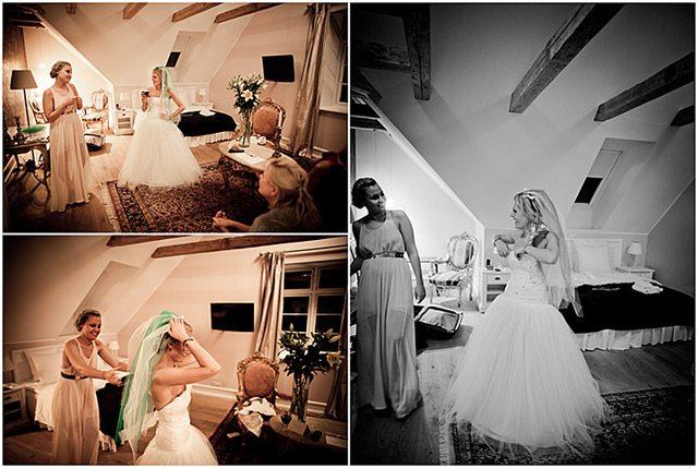 Kokkedal slot foto bryllup