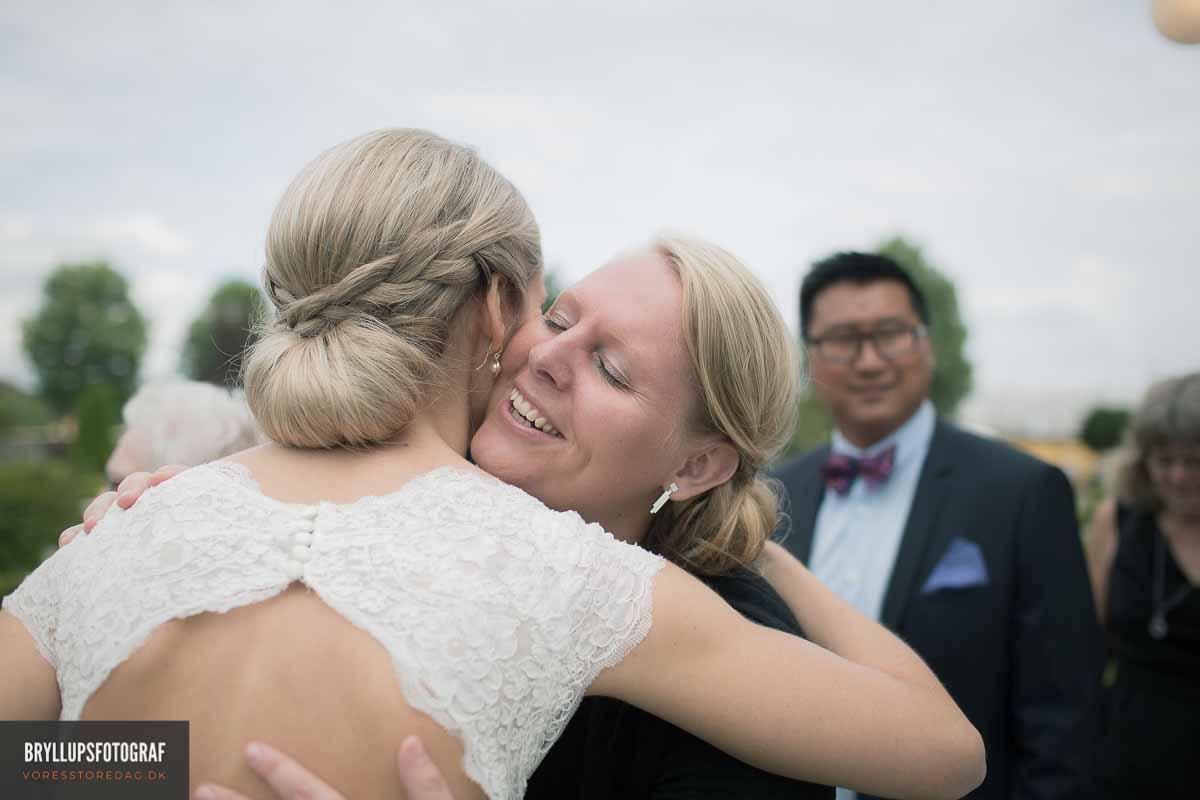 Der er massevis af traditioner i forbindelse med bryllupper
