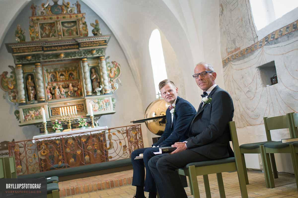 Bryllup - Vadum Kirke