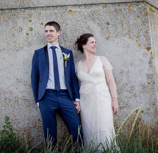 Bryllup Sallingsund Færgekro
