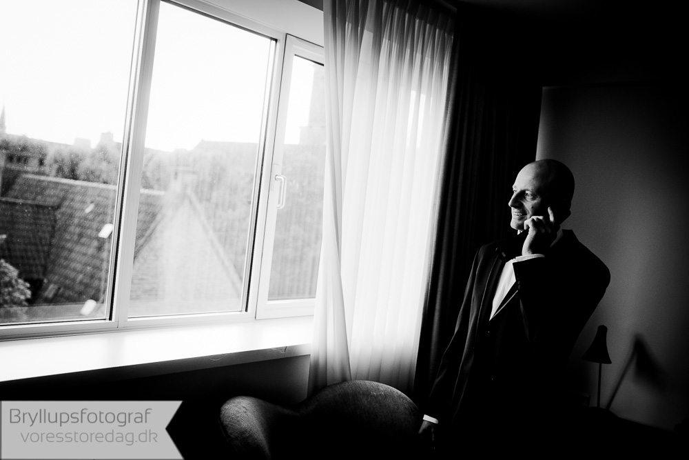 Skt Petri hotel bryllup 1