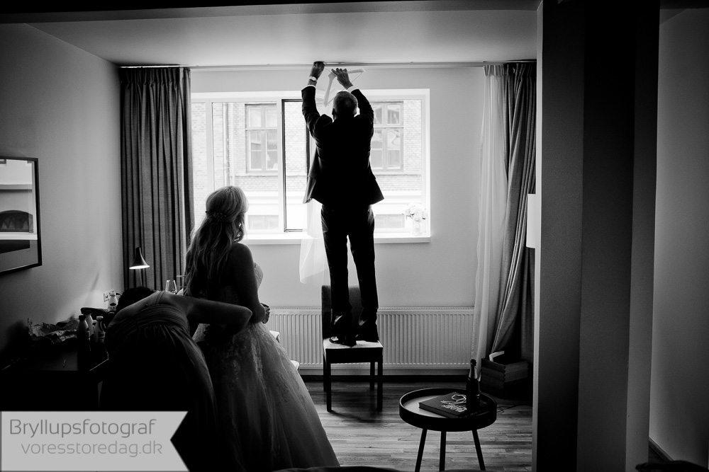 Skt Petri hotel bryllup 11