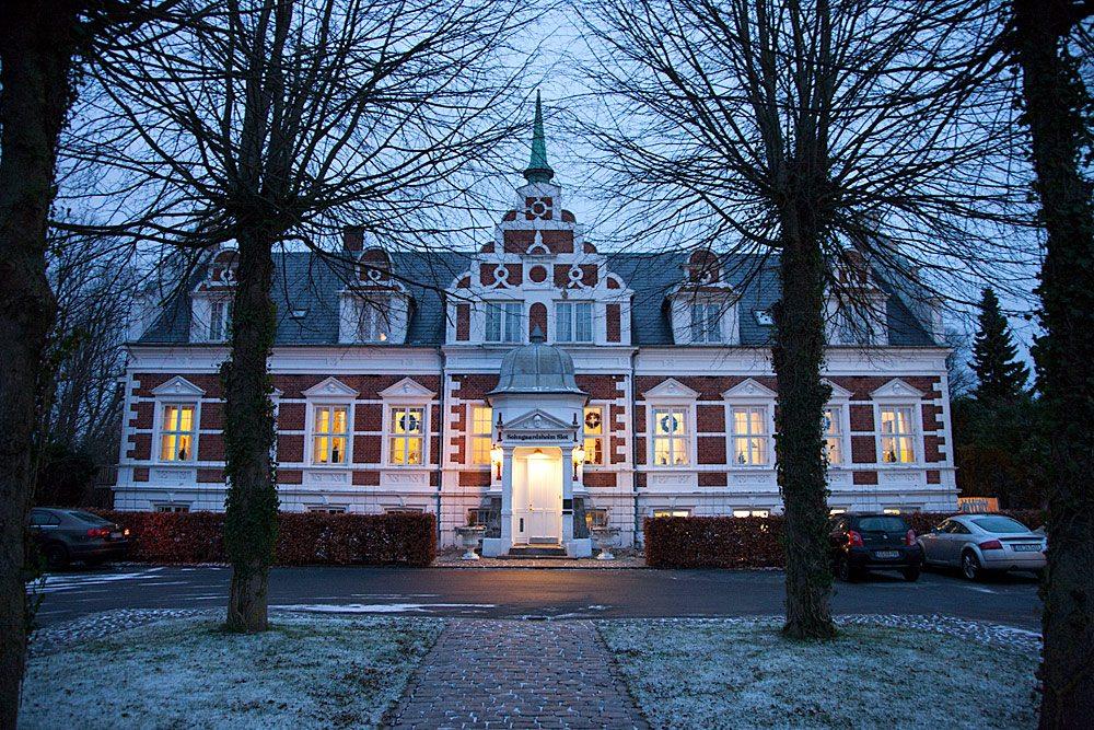 Sohngaardsholm Slot