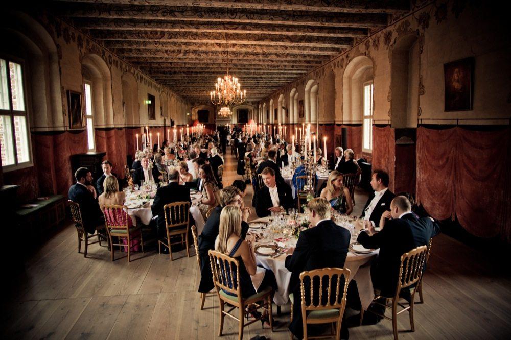 Bryllup i Nyborg