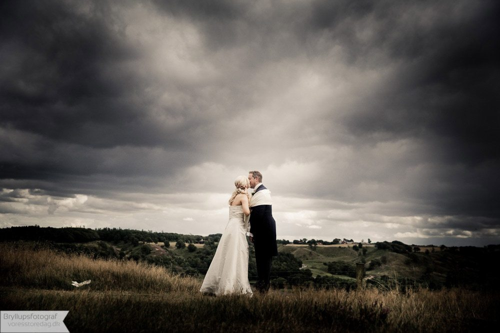 bryllup i viborg foto