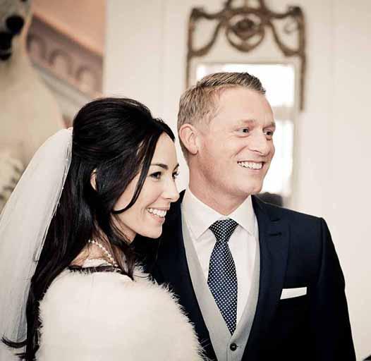 Bryllup på Valdemar Slot