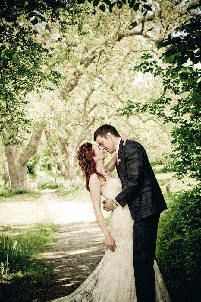 foto bryllup århus