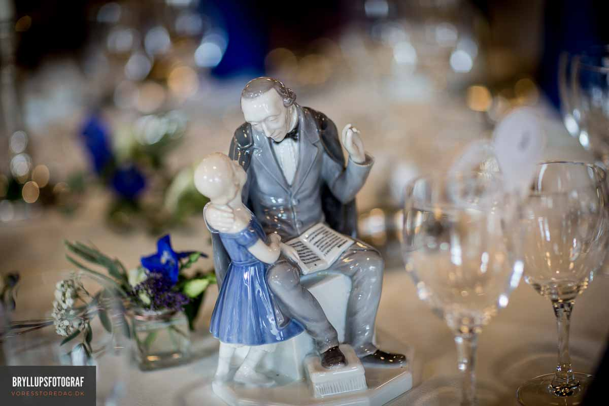 hovborg kro bryllup bordpynt
