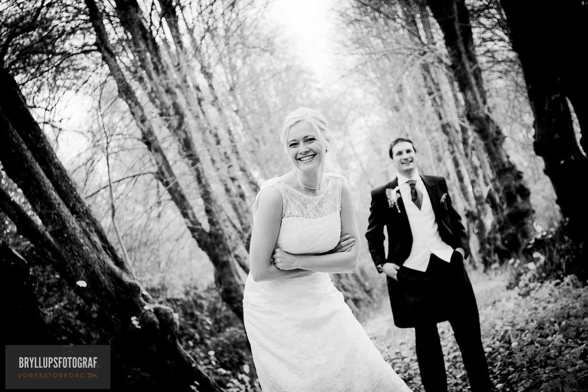 den store dag bryllup