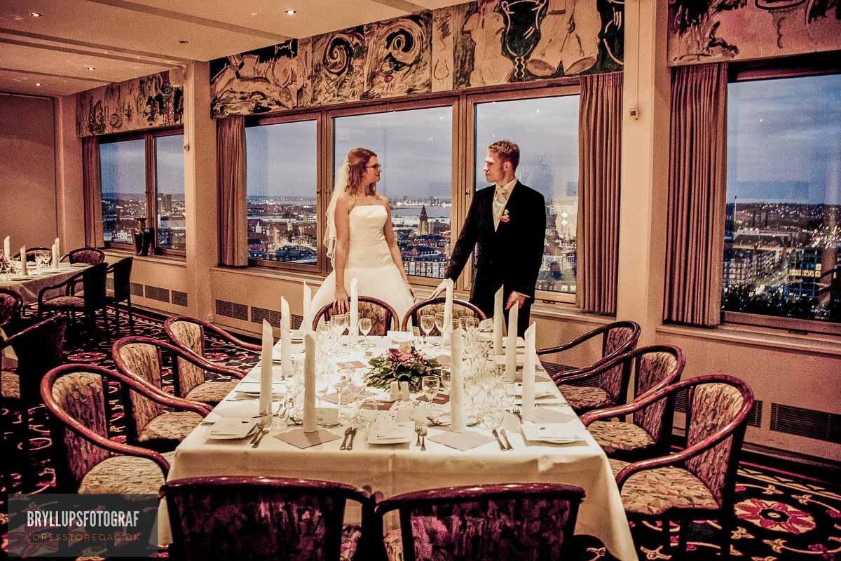 bryllup aalborg hvide hus