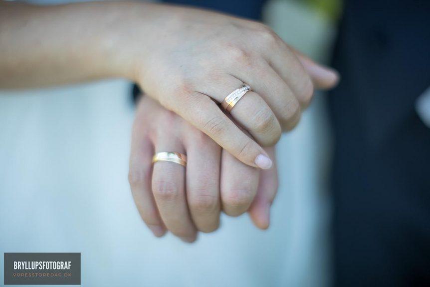 Bryllup på Birkemosegaard Sjællands Odde