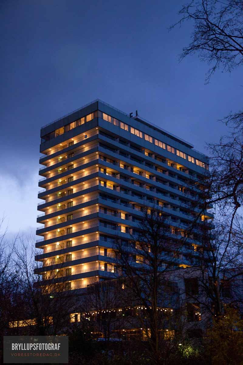 hotel hvide hus