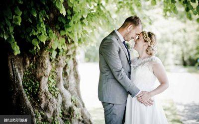 Bryllup Dronninglund i Nordjylland