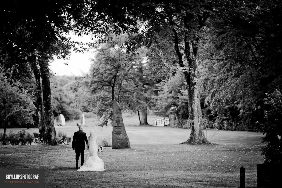 bryllup foto hovborg kro