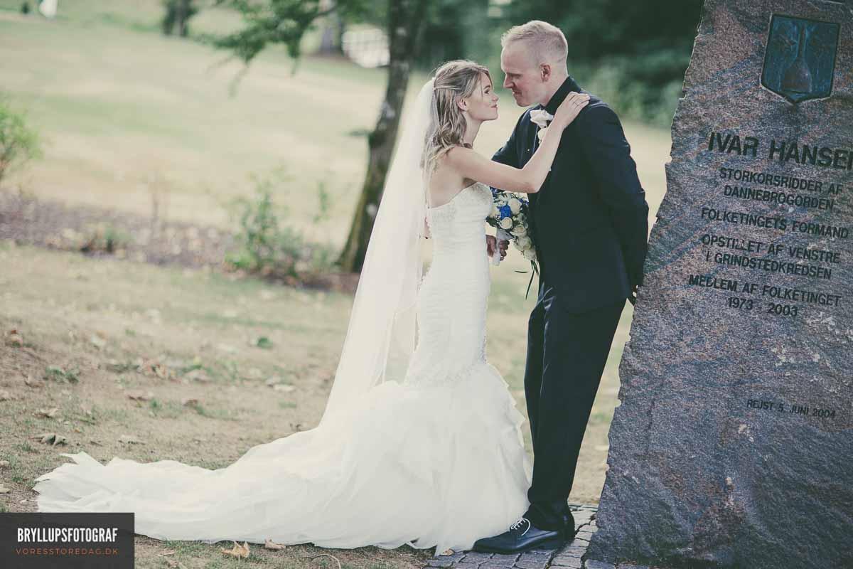 Fotograf bryllup Hovborg Kro