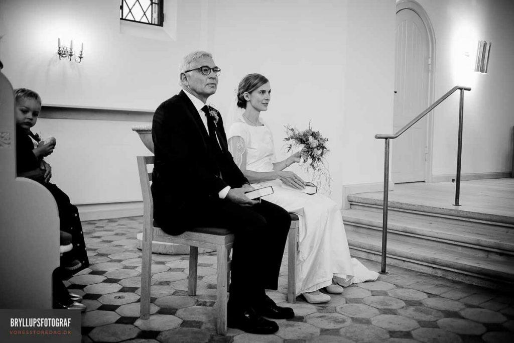 bruden Vedbæk Kirke