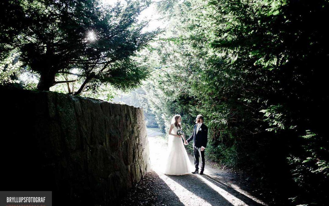 Sonnerupgaard bryllup