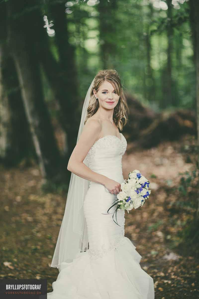 bruden i skoven ved hovborg kro