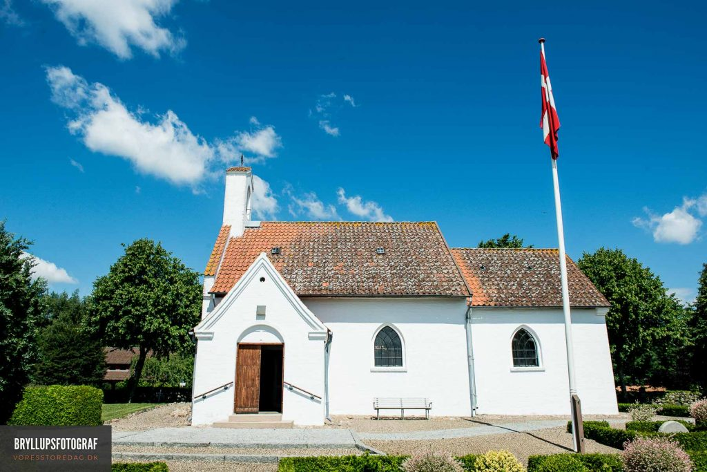 St. Dalby KirkeHedensted