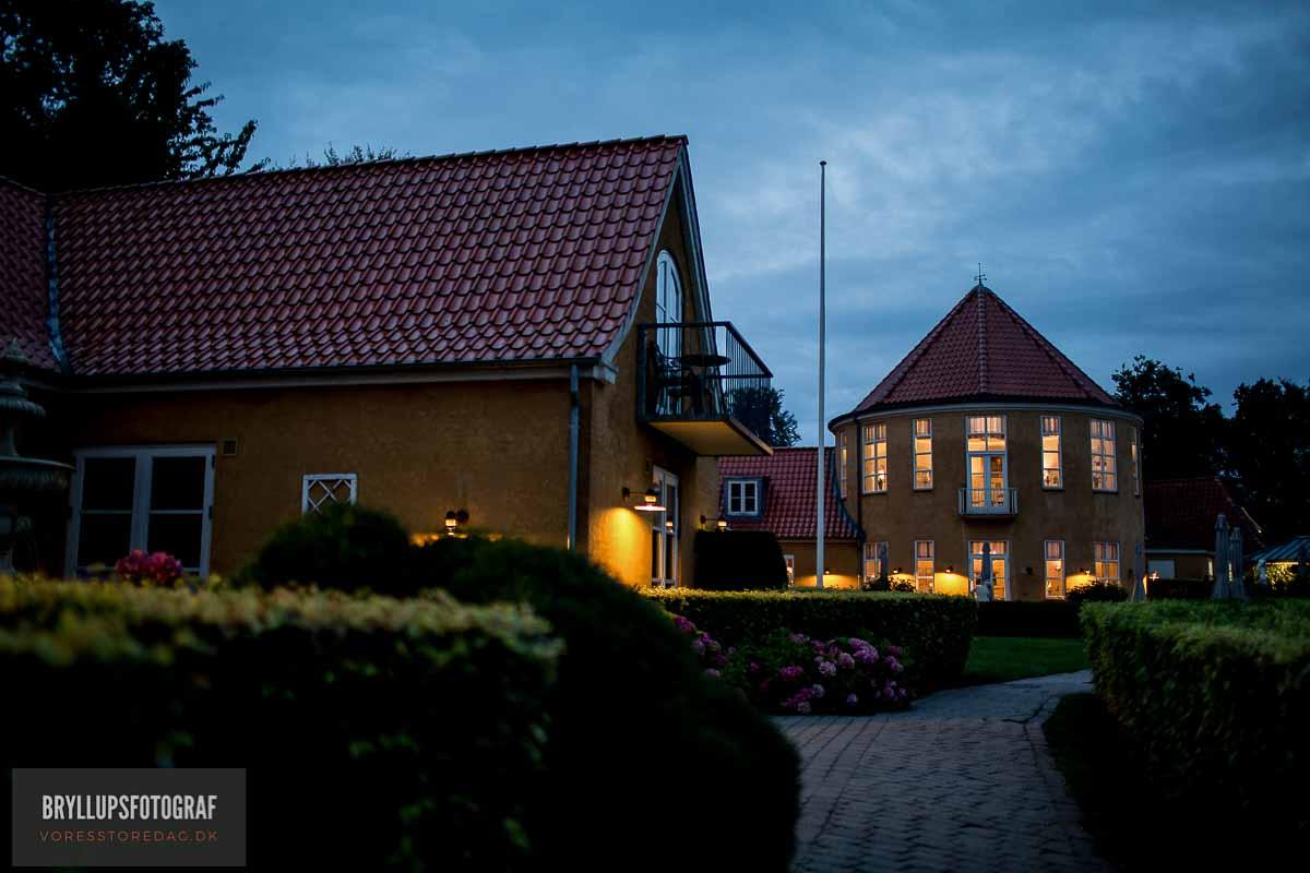unikke festlokaler på Sjælland