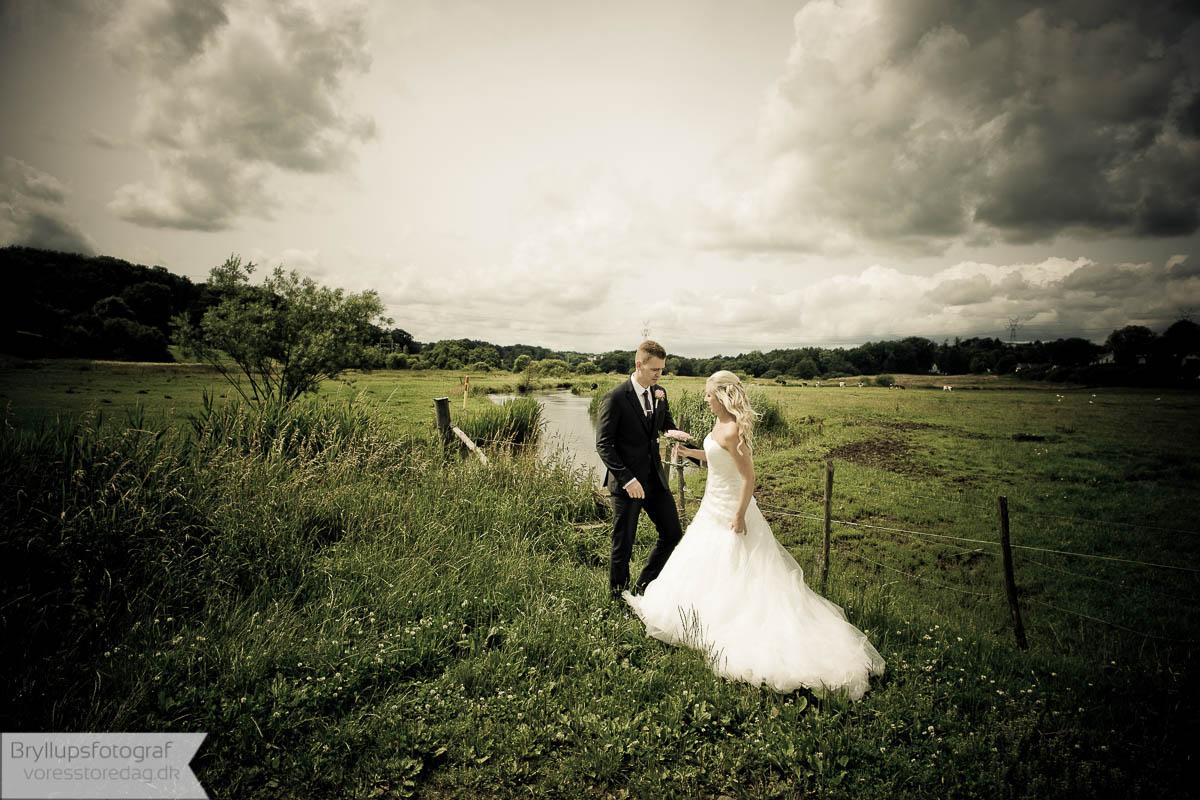 Hyr en bryllupsfotograf