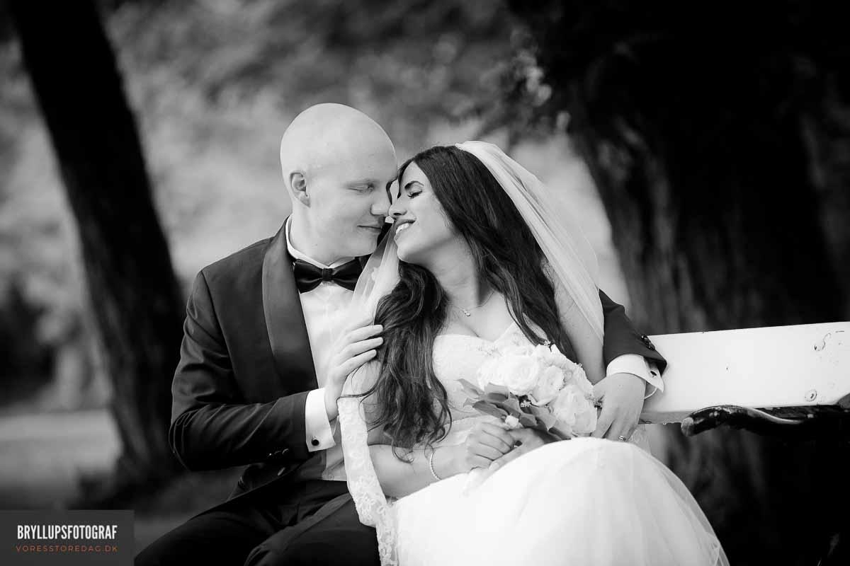 Hotel Strandlyst bryllup