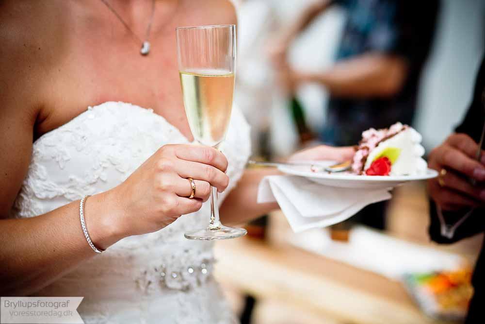 Skanderborg Park hotel bryllup
