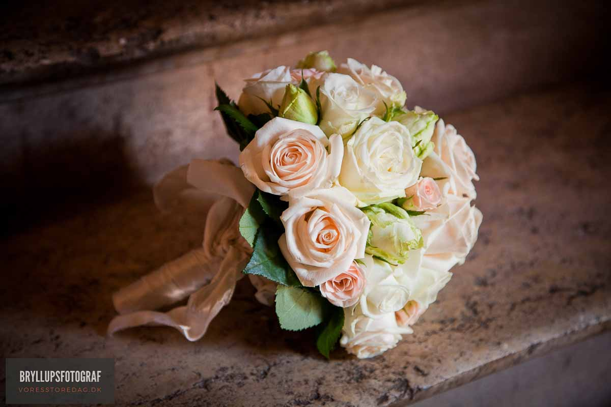 bryllup buket