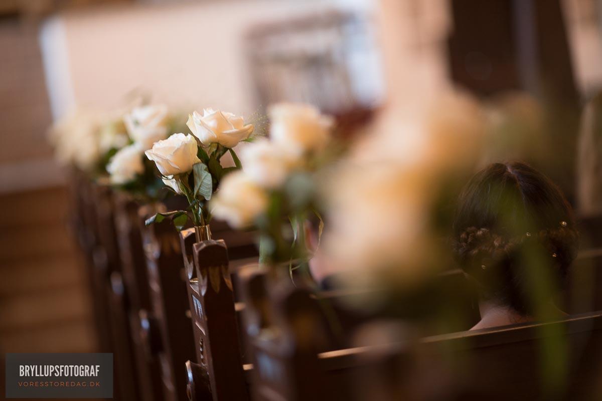 Bryllup på Bramslevgaard