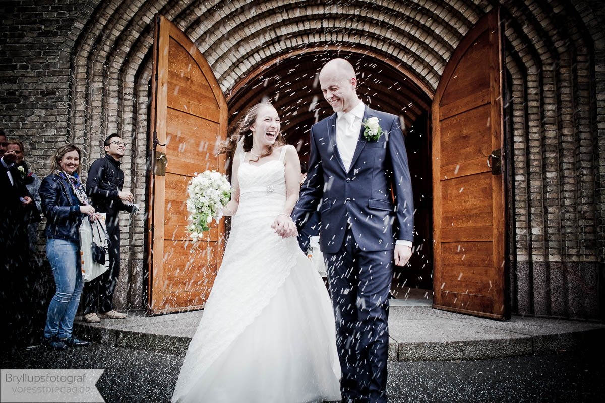 Bryllup ved Limfjorden og Musikkens Hus Aalborg