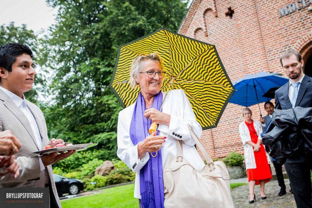 bedstemor Vedbæk Kirke