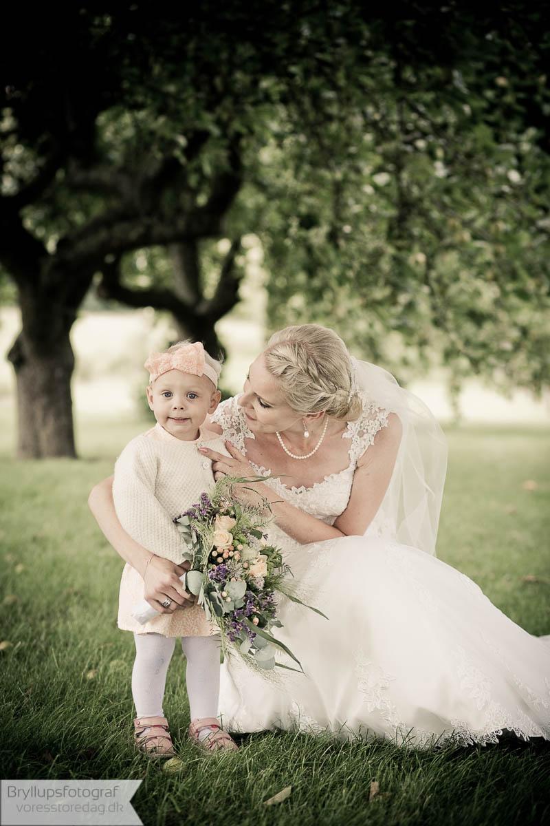 sjælland bryllupsfoto