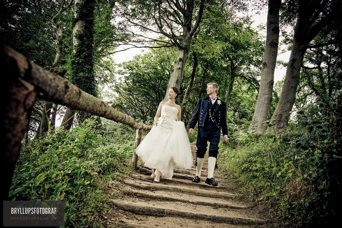 bryllup slot