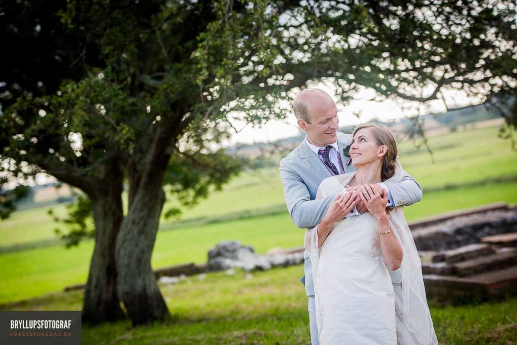 overnatning gilleleje bryllup