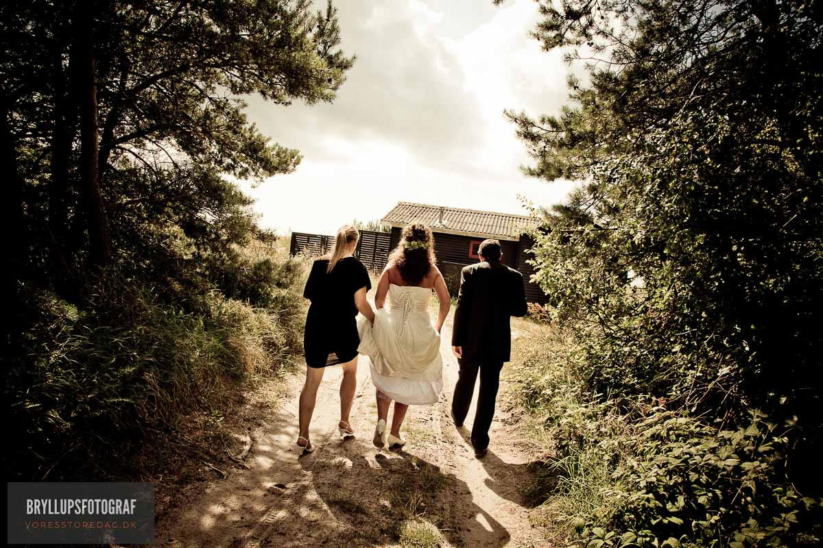 bryllup ærø