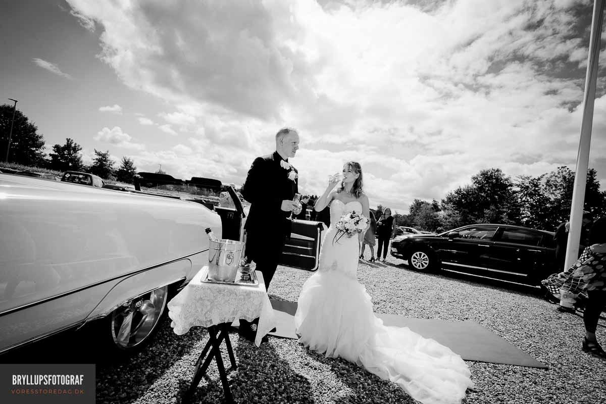 bryllupsfoto Midtjylland
