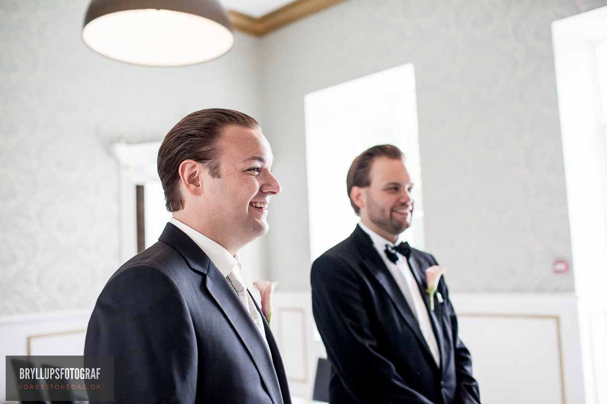 Bryllupsfotografering i hele Jylland