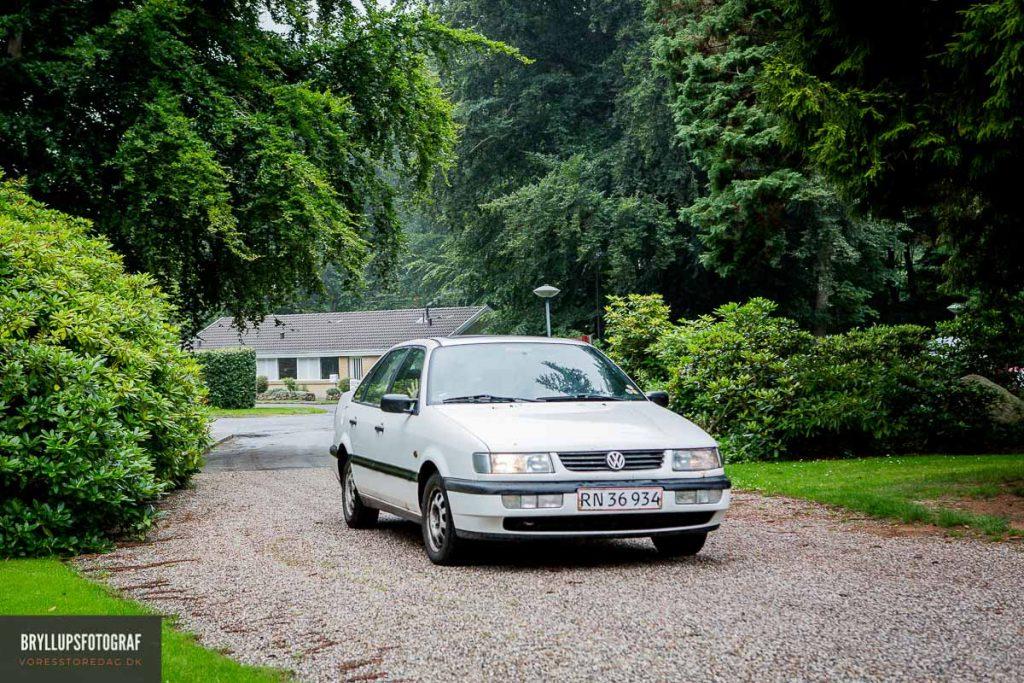 bil Vedbæk Kirke