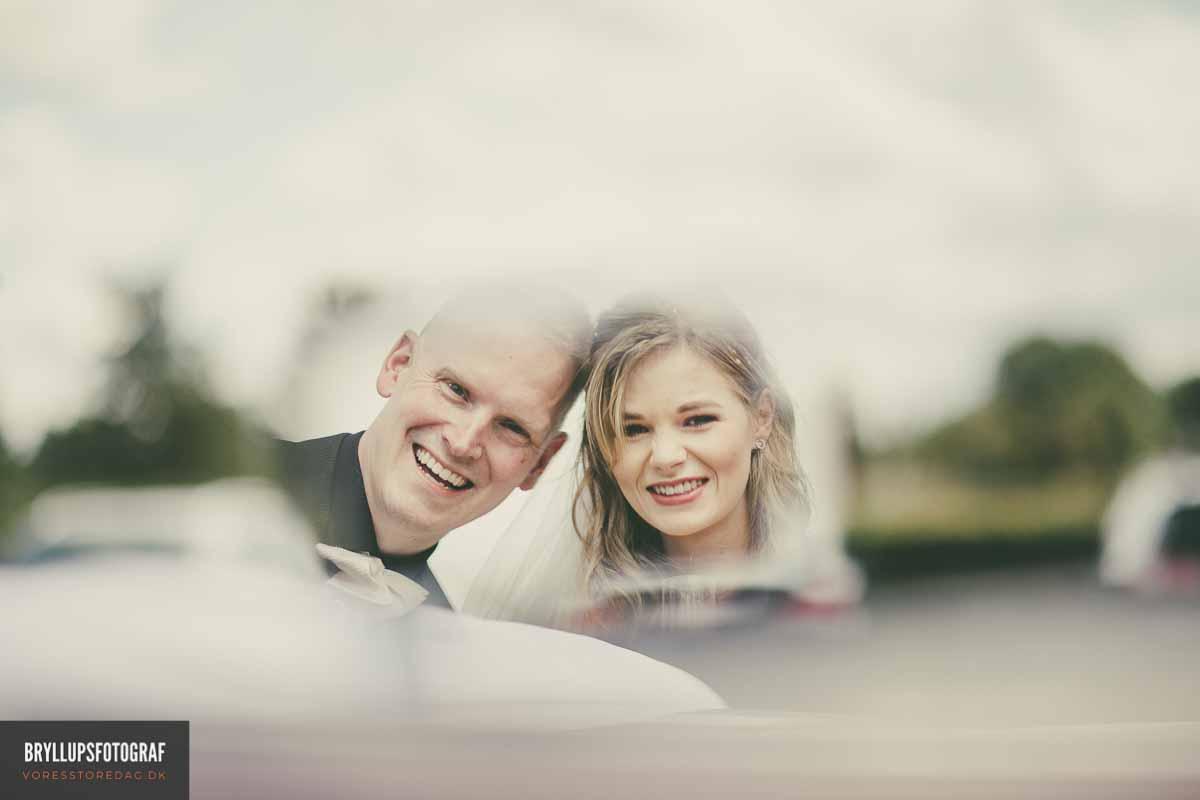 brudepar hovborg