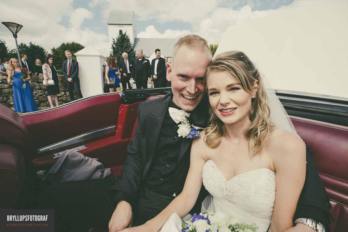 brudepar hovborg kirke