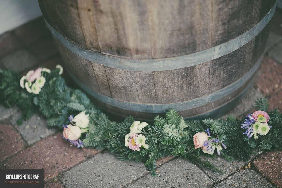 pynt hovborg kro bryllup