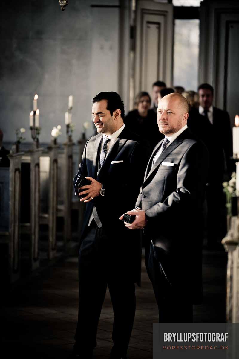 gæster bryllup valdemar slot