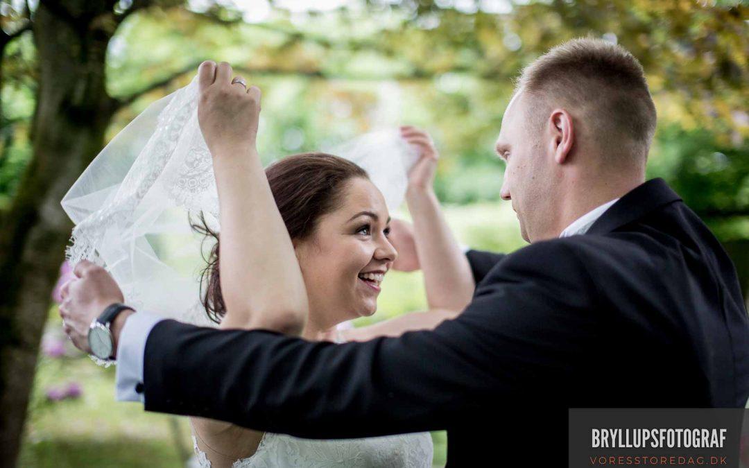 Bryllupsfest på Rosenfeldt Gods