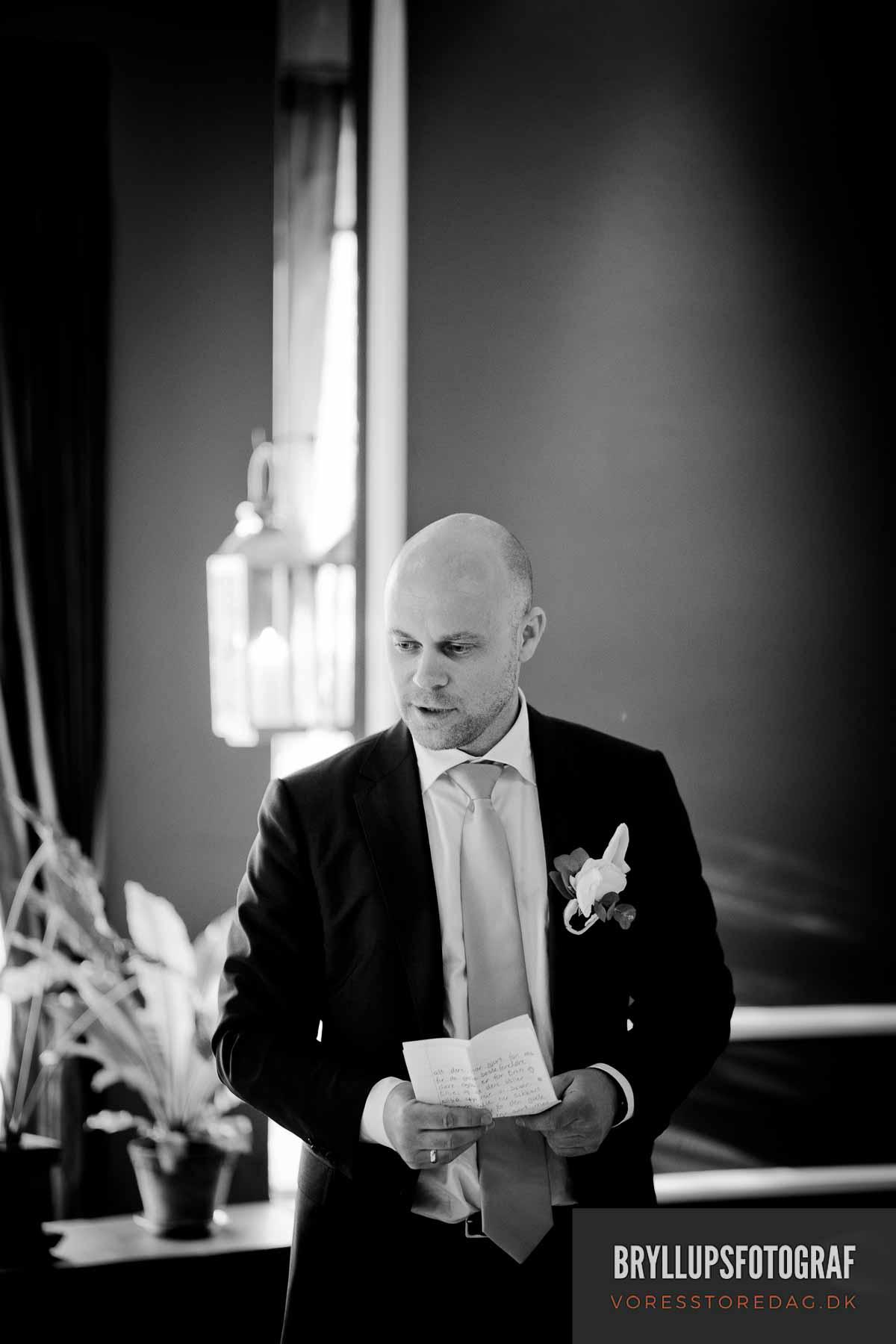 Nimb Hotel og Restaurant bryllup