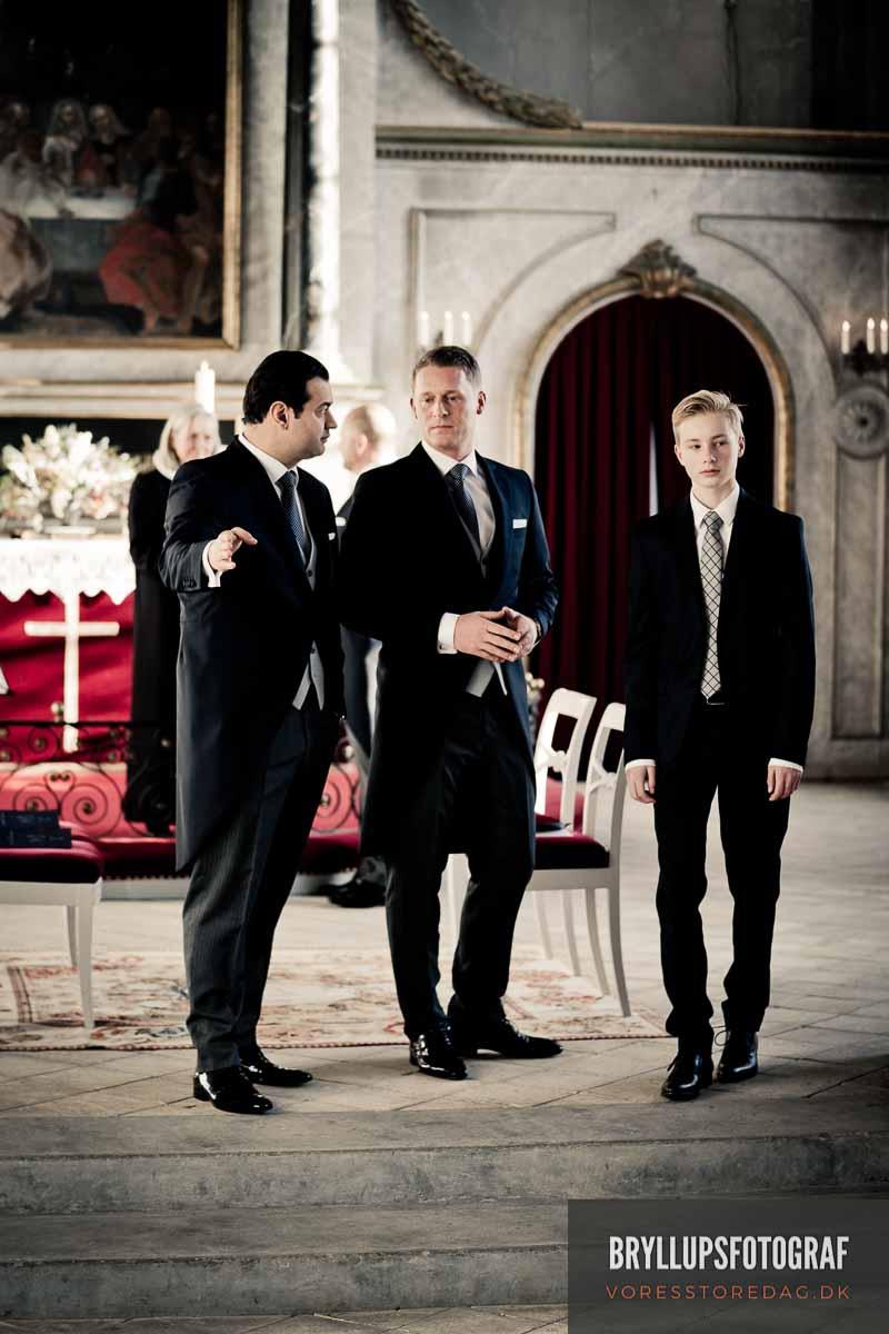 bryllupsfoto valdemar slot